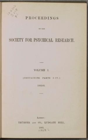 PSPR Vol. 1