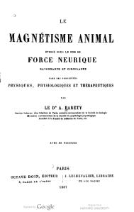 Barety Magnetisme Animal